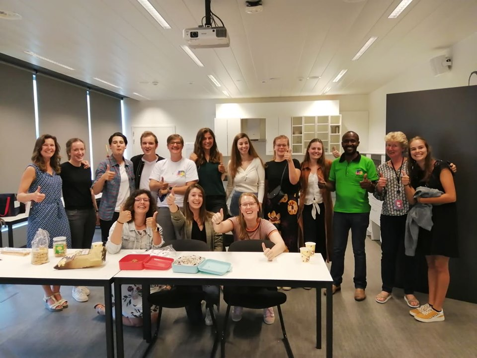 internationele week ergotherapie