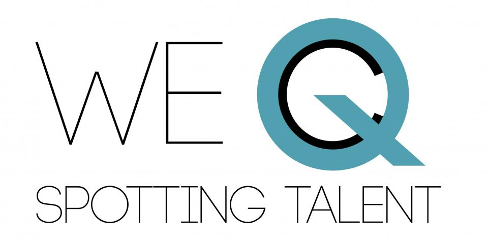 Projectlogo 'We CQ, Spotting Talent'